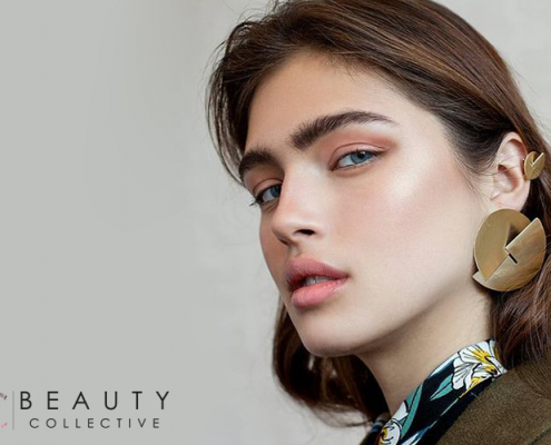 Beauty Collective - monotone makeup