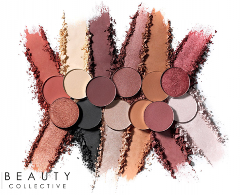 beauty collective - eyeshadow