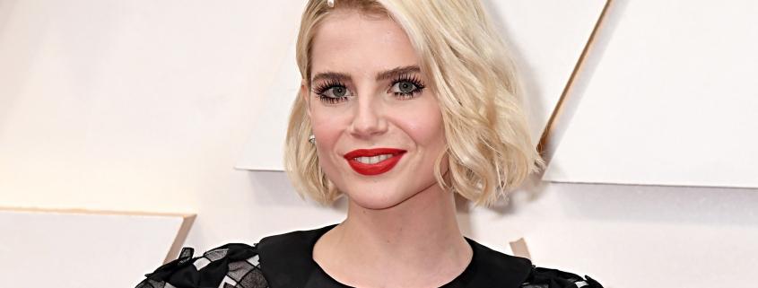 Oscars Valentines Lucy Boynton