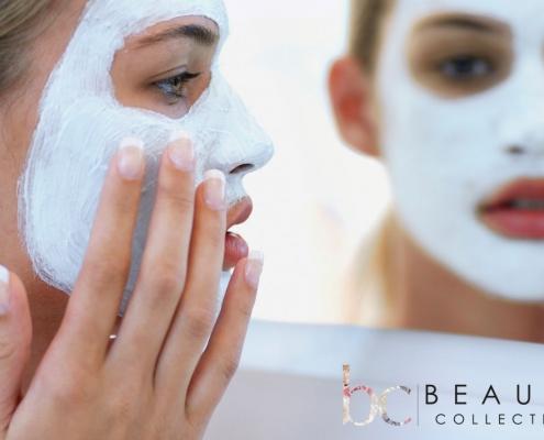 beauty collective - home facial
